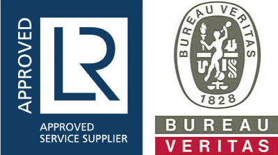 E. Latorre Mas, certified by the Classification Societies LLOYD'S REGISTER EMEA and BUREAU VERITAS